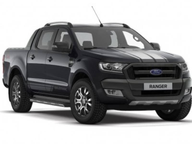 Ford Ranger Car Hire Deals
