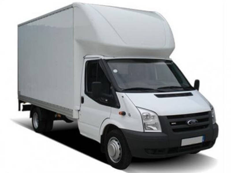 Ford Luton Box Van