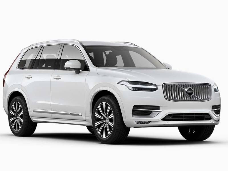 Volvo XC90 Automatic Car Hire Deals
