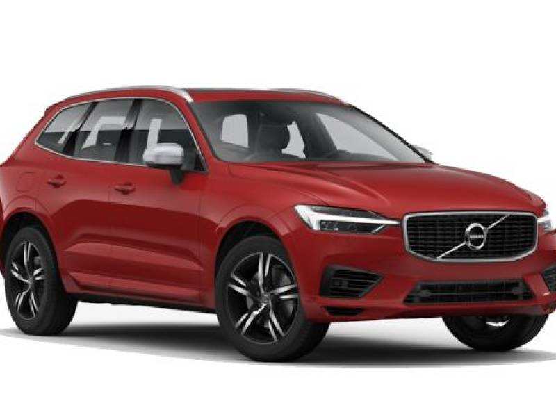 Volvo XC60 Automatic Car Hire Deals
